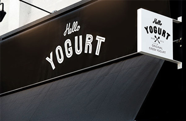 Hello yogurt