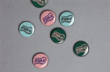 Jarasum Jazz Identity Design