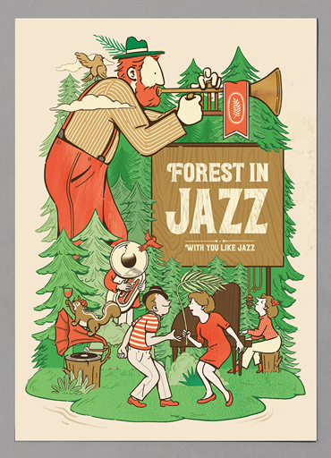 Forest In Jazz