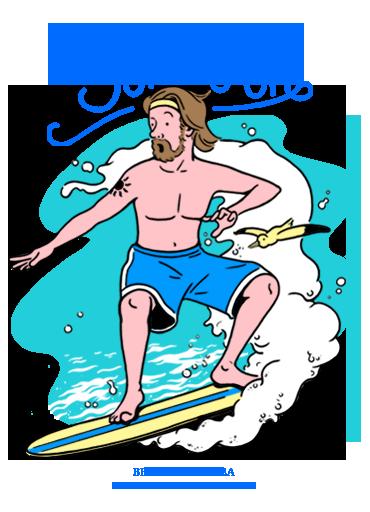 Surfing On