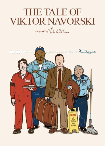 The Tale Of Viktor Navorski